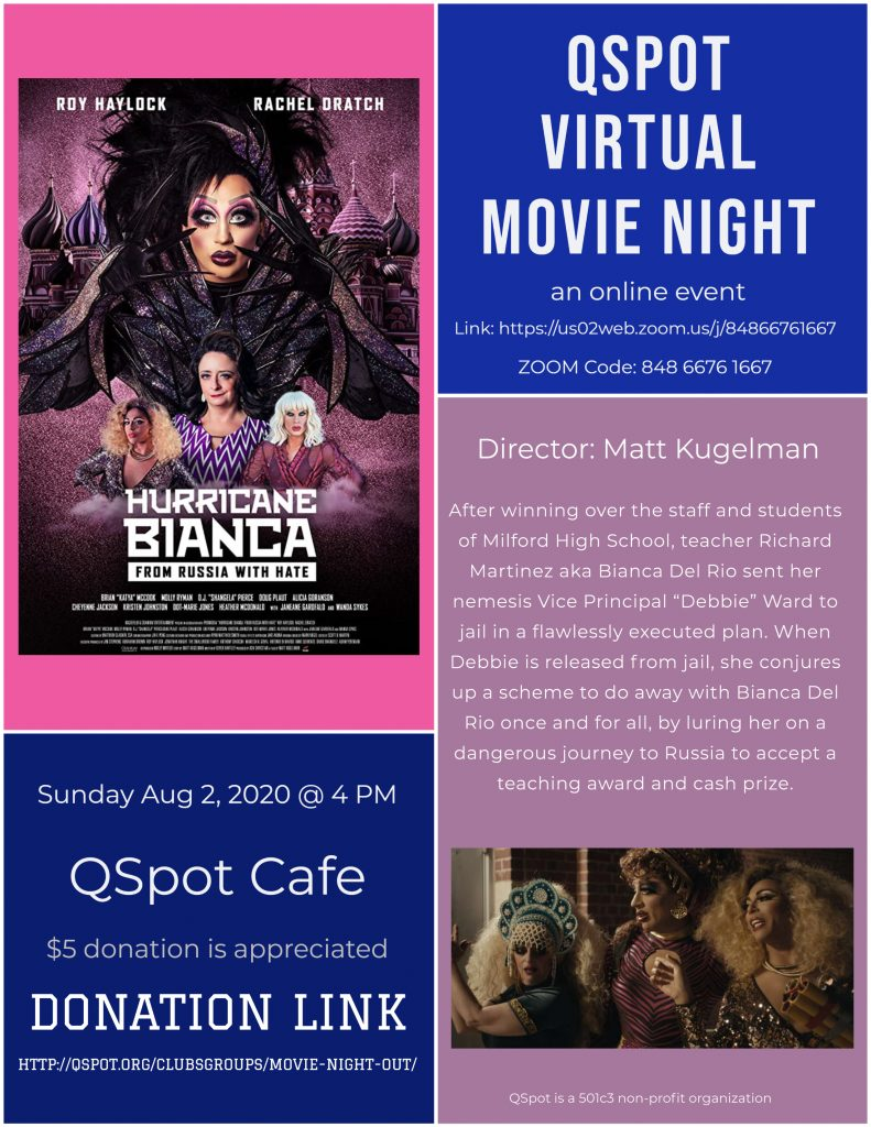 Movie Night Flyer Copy